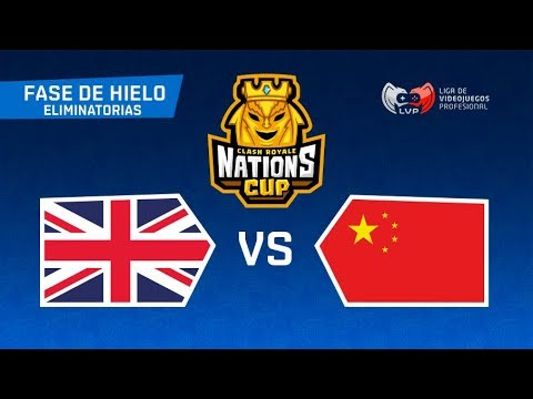 【CR NationsCup賽事】United Kingdom Vs. China | 16強淘汰賽 | 長腿木木廣東話旁述 | Cantonese Channel