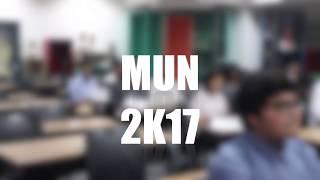 INTRA MUN| GRADE 6-8| MRIS 46| 2017