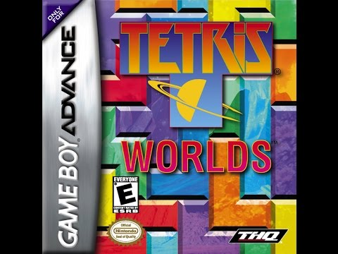 Tetris gameplay - YouTube