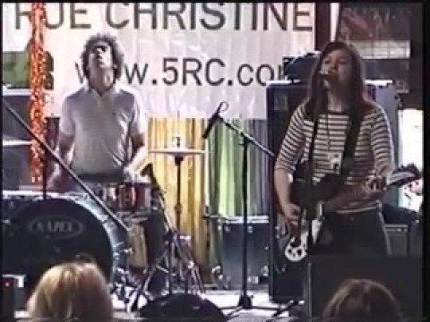 Spider & The Webs SXSW 2006 Tobi Vail Live Concert