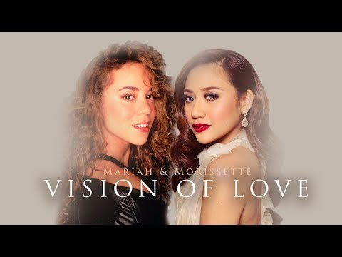 Mariah Carey and Morissette Amon Singing