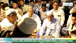 Pembacaaan Qashidah Sayyidah Khadijah Kubro bersama santri PP Al Anwar