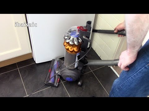 Dyson Reach Under Tool Demonstration & Review