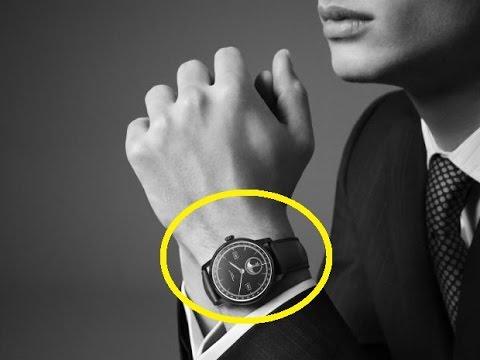 7c5a79ba5  اتعلم ما هو سبب لبس الساعة في اليد اليسري؟؟ - YouTube