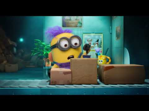 Download Despicable Me 2 Mini Movies  Panic in the Mailroom
