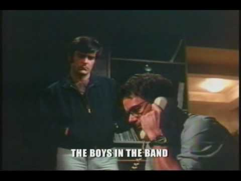 as Hank in The Boys In The Band