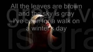 California Dreaming, Lyrics. By Sia Mp3