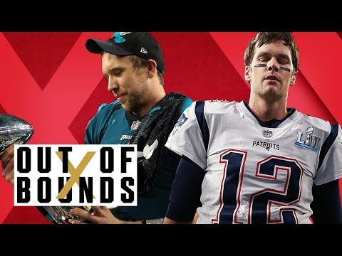 Nick Foles Out-Duels Tom Brady; Super Bowl Talk With Miko Grimes | Out of Bounds