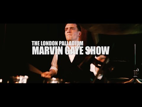 The London Palladium Marvin Gaye Show starring Cosmo Klein