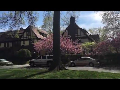 Spring in English Gardens Forest Hills New York