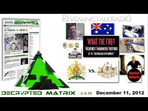 Max Maverick Interviews Scott Bartle of Frequently Unanswered Questions of the Australian Government