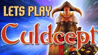 Let's Play - Culdcept - PS2