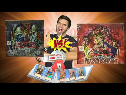 Yugioh Booster Box Battles! MRD vs PSV It's Time to Duel! There's a Storm Coming! OH BABY!!