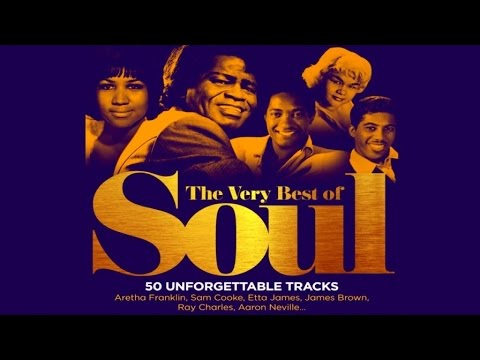 The Very Best of Soul - Aretha Franklin, Sam Cooke, James Br