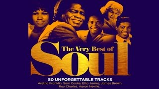 The Very Best of Soul - Aretha Franklin, Sam Cooke, James Brown... thumbnail