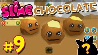 SLIME CHOCOLATE AND An Epic CAPTURE!! #9 ROBLOX