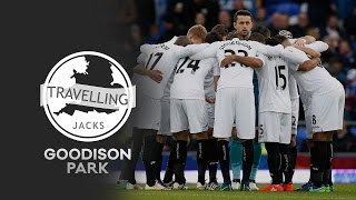 Swans TV - Travelling Jacks: Goodison Park