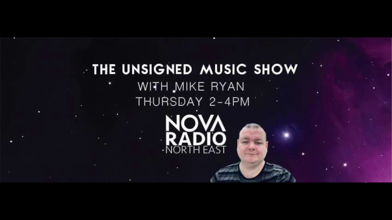 Kewen - Nova Radio North East Interview With Mike Ryan's Unsigned Music Show - 28/06/19