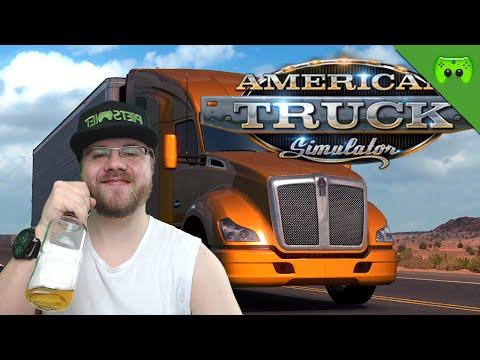 AUF ACHSE 🎮 American Truck Simulator