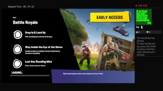 Fortnite aiming for a win Ebc,s brother
