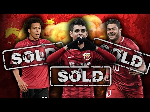 REVEALED: Superstars To QUIT China After Financial Meltdown! | Futbol Mundial