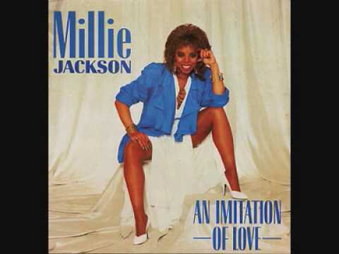★ Millie Jackson ★ Hot! Wild! Unrestricted! Crazy Love ★ 1986 ★ An Imitation Of Love ★
