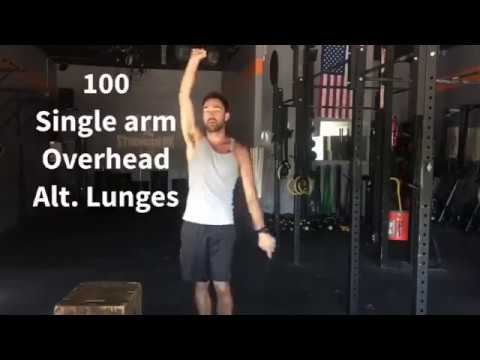 WEEKEND WORKOUT CHALLENGE Sometimes the simplest workouts are the most difficult. This week