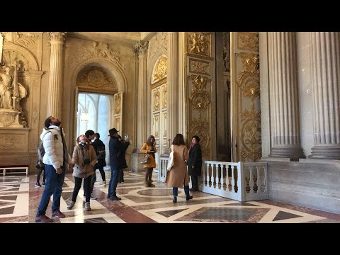 The Palace of Versailles - Virtual Tour with Euro Maestro