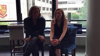 NVT Vlog: EP.5 - Lucy O'Byrne & Glenn Carter talk opening nights
