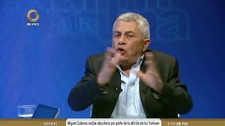 Vladimir a la 1 - Reinaldo Quijada: hoy hablar de revolución parece un sin sentido (1/2)