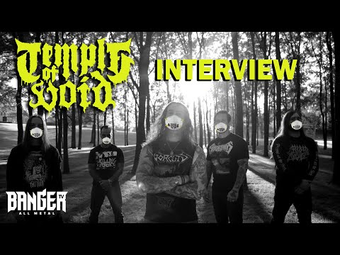 TEMPLE OF VOID Interview | BangerTV episode thumbnail