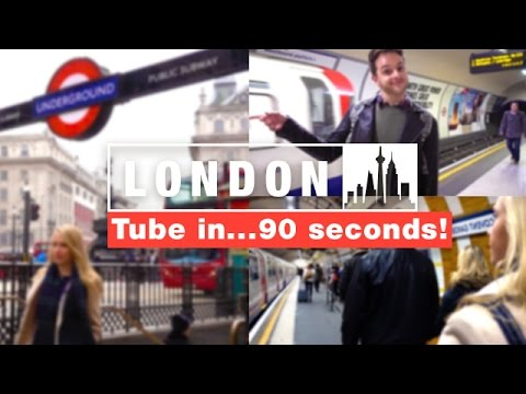 LONDON | How To Use The London Underground