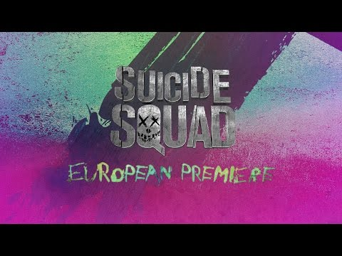 Suicide Squad – European Premiere Live! - Official Warner Bros. UK