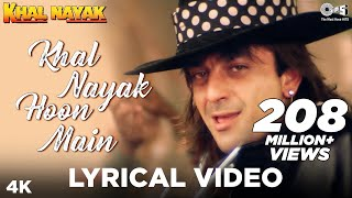 Download lagu Khal Nayak Hoon Main Lyrical - Khal Nayak | Sanjay Dutt, Madhuri Dixit | Kavita K, Vinod Rathod