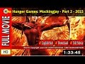 Watch Online: The Hunger Games  Mockingjay - Part 2 (2015)