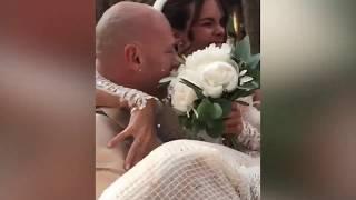 Свадьба Насти Каменских и Потапа