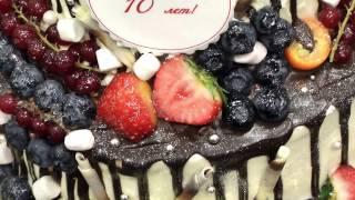 Ягодный торт Александра