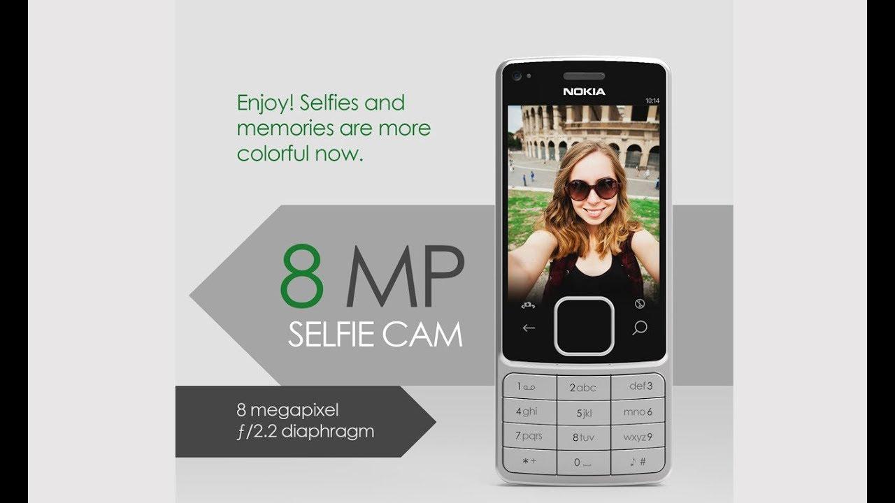 Face Book For Nokia 6300