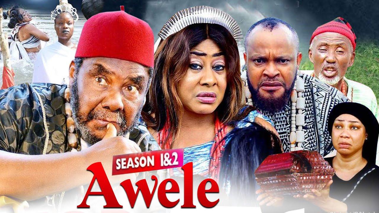Download AWELE Complete 1&2 (Pete Edochie Award winning Movie) An Ernest Obi Mindset LATEST NIGERIAN MOVIE
