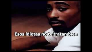 Tupac - Ratha Be Ya Nigga Subtitulada al Español
