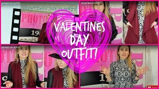 ♥ VALENTINES DAY OUTFIT ♥   Sonia VerardoStyle