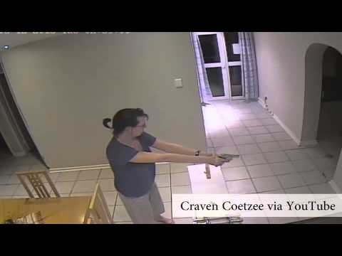 WATCH: Woman fires