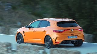 2018 Renault Megane R.S Sport Chassis and EDC Gearbox | Driving | Interior | Exterior