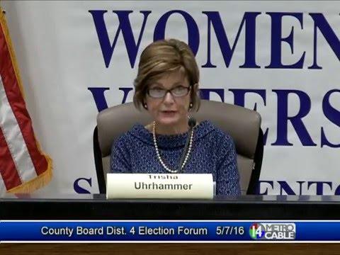 Election Forum: Dist. 4 Sacramento County Board of Supervisors