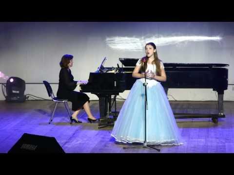 "Mary Maltseva - ""Il bacio"" (Saint Petersburg, 2016)"