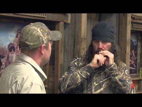 AH Exclusive: Calling Ducks with Jase Robertson