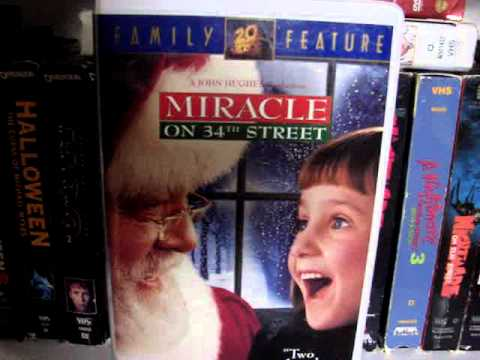 My Christmas Movie Collection: Part 1 2014