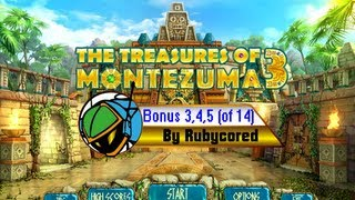 The Treasures of Montezuma 3 - Level 2 Bonus Levels [720p]