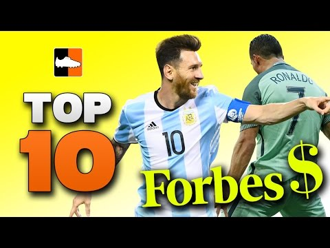 Top 10 Richest Footballers | Highest Paid Soccer Players in the World