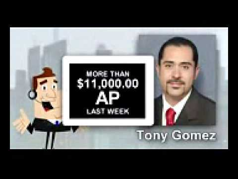 Insurance Agent Makes $20,000 in One Week - Interview with Tony Gomez